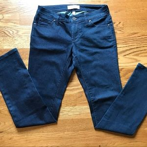 Banana Republic Dark Denim Standard Leg Jeans